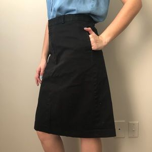 GAP Pencil Skirt—with Pockets!